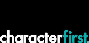 Logo-ul Mai întâi caracterul