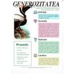 Manualul Generozitatea