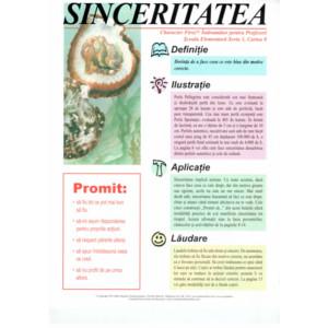 Manualul Sinceritatea